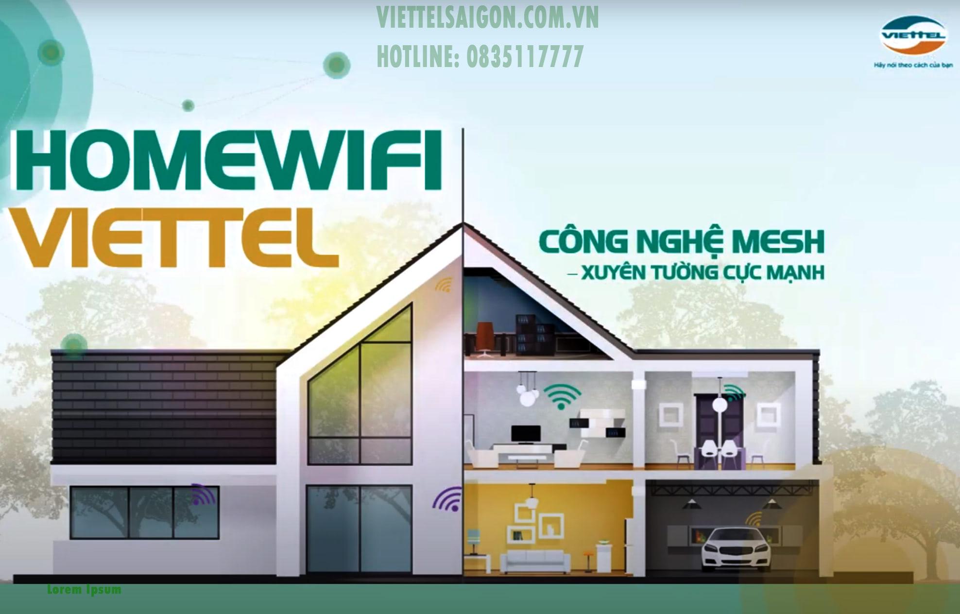 home wifi viettel